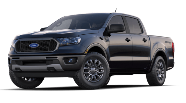 New 2020 Ford Ranger XLT Truck in Las Vegas, NV